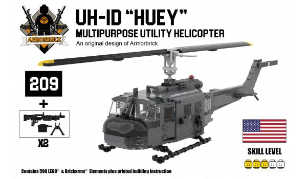 "UH-1D ""Huey"""