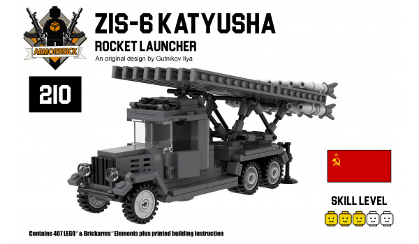 Zis-6 Katyusha