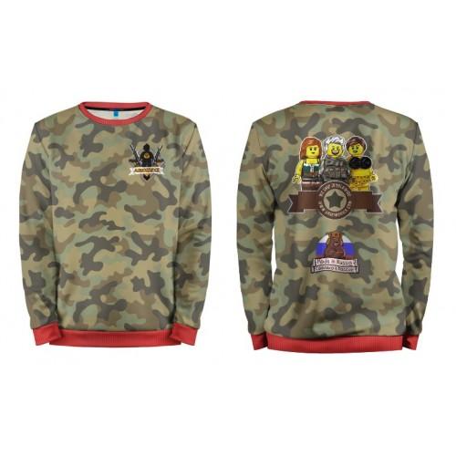 Sweatshirt 3D