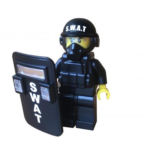 S.W.A.T. minifigure