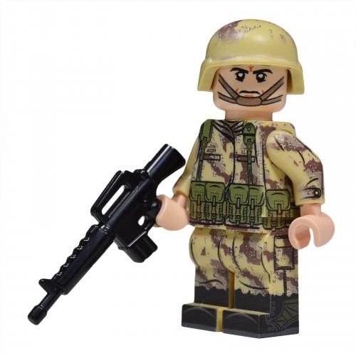 GULF WAR AMERICAN SOLDIER