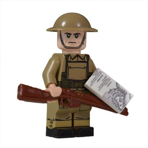 Early WW2 British (BEF) Minifigure
