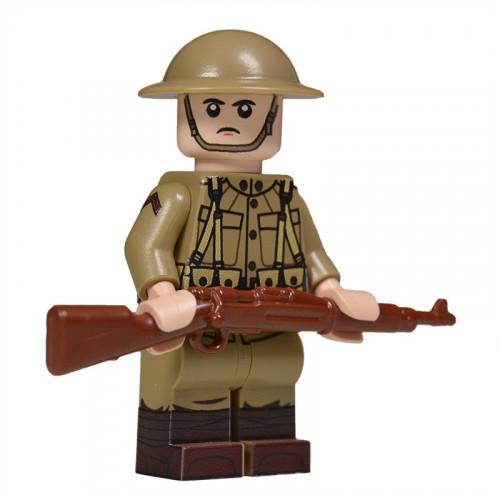 WW1 American Soldier Minifigure