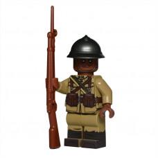WW1 Harlem Hellfighter Minifigure