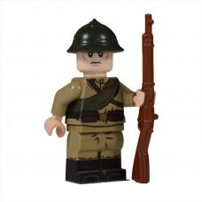 WW1 Russian Minifigure