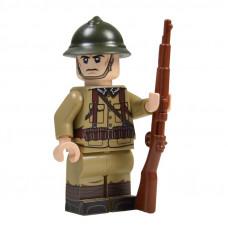 WW2 Polish Soldier Minifigure