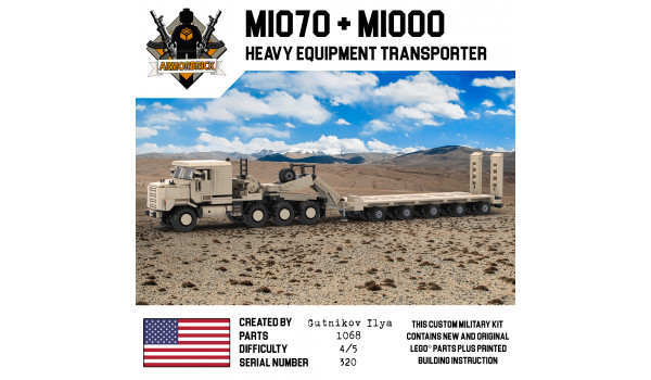 M1070 + M1000