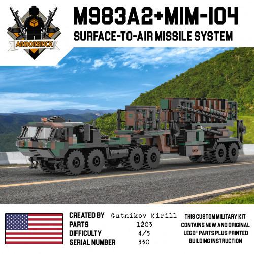 M983A2 & MIM-104 Patriot