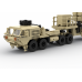 Missile System Truck