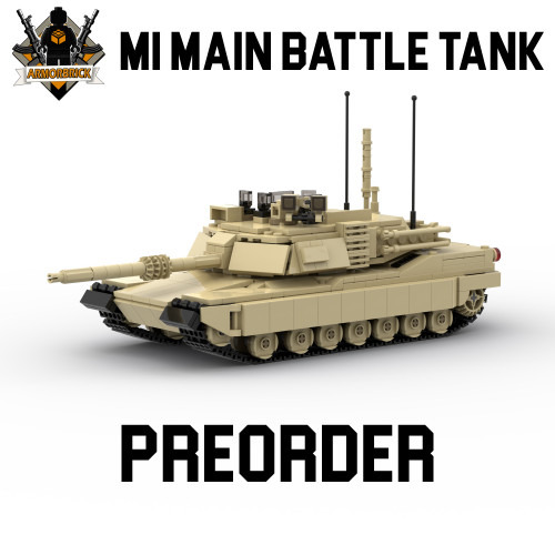 M1 Main Battle Tank