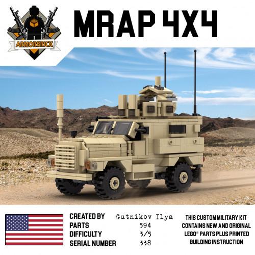 MRAP 4x4