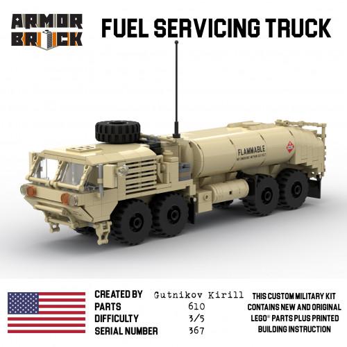Fuel Servicing Truck