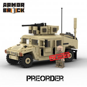 Up-armored Carrier