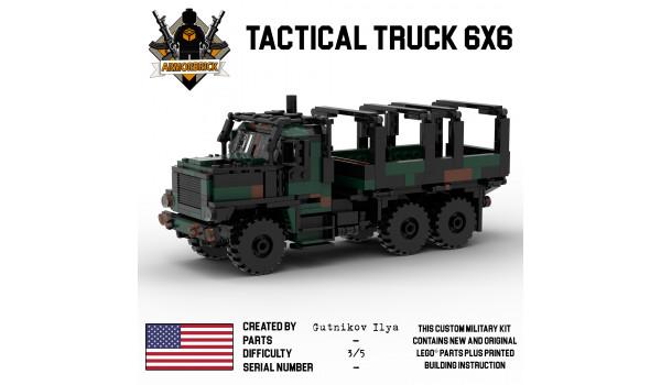 Tactical Truck 6x6