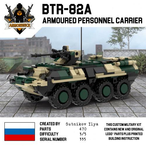 BTR-82A Camo