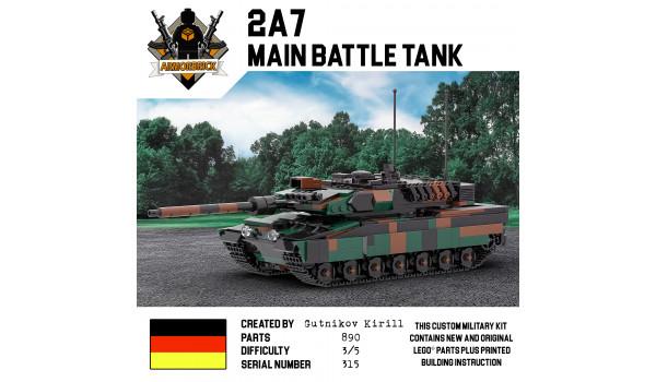 2A7 Main Battle Tank