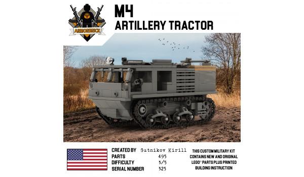 M4 artillery tractor