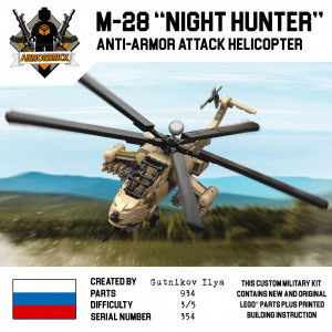 "M-28 ""Night Hunter"""