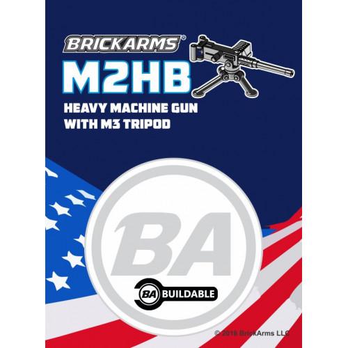 M2HB + M3 Tripod
