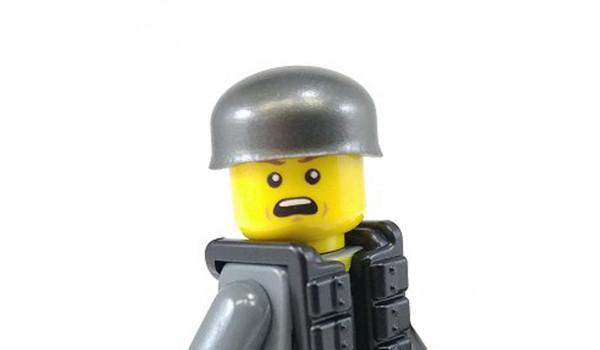 Fallschirmhelm (Gunmetal)
