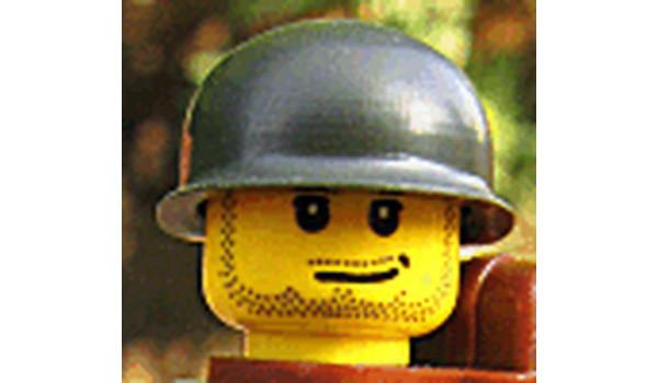 """M1 """"Steel Pot"""" Helmet (OD Green)"""