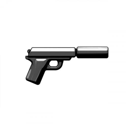 Silenced Spy Pistol (Black)