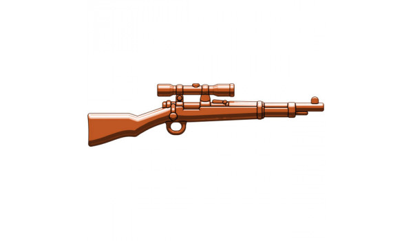 Kar98 Scoped (Brown)