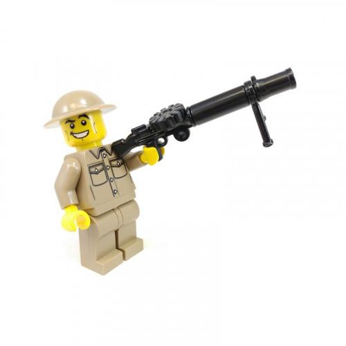 Lewis Gun (Black)
