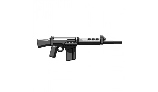 NATO Battle Rifle (Black)