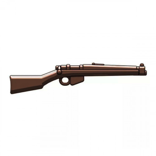 Lee-Enfield SMLE (Dark Brown)