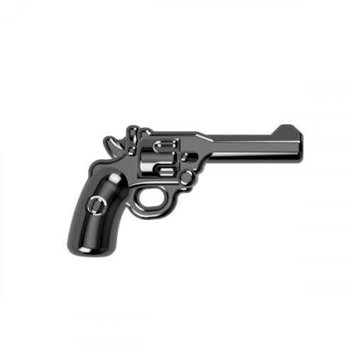 Webley Revolver (Black)