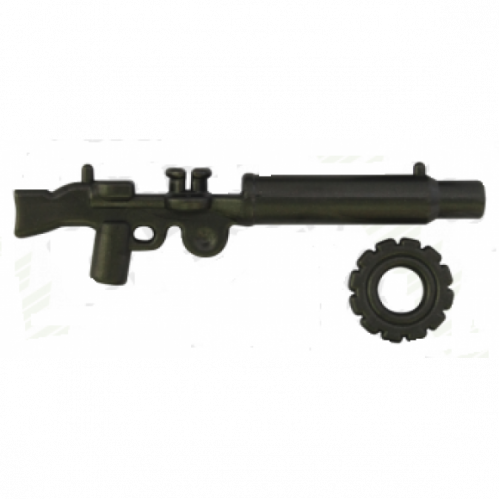 Lewis gun Metal