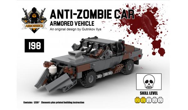 Anti-Zombie Car 2